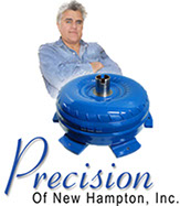 Precision of New Hamption, Inc Jay Leno